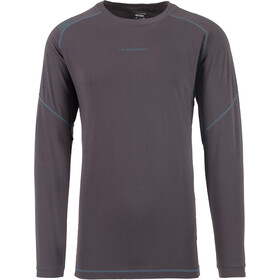 La Sportiva Future Long Sleeve Shirt Herre carbon